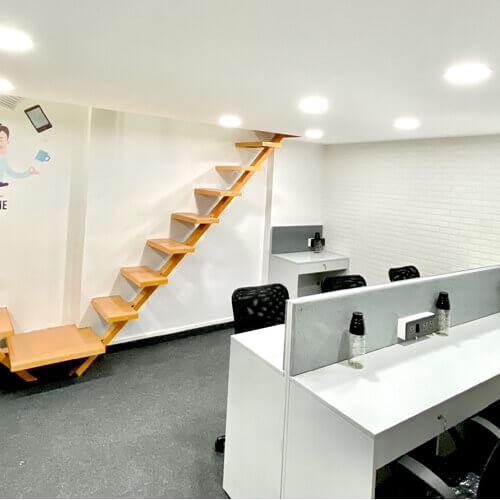 work station ground floor